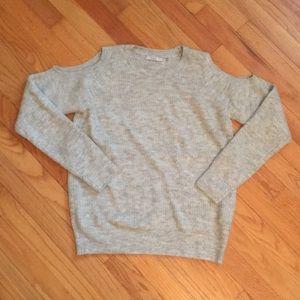 Sweater (Open-Shoulder)
